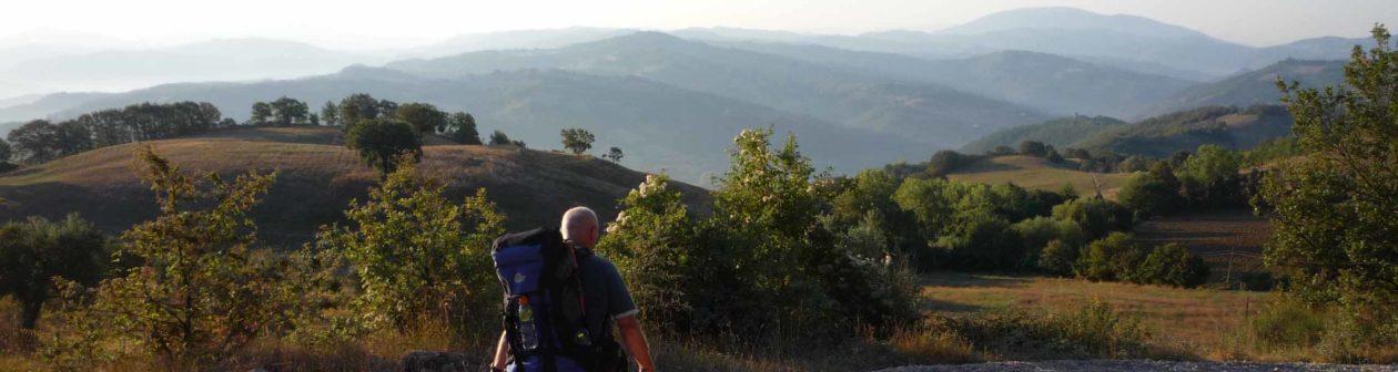 Franciscaanse voetreis